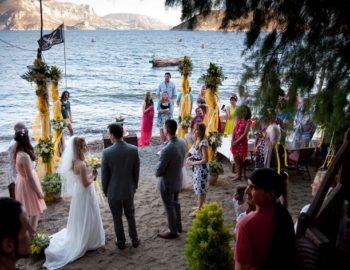 Wedding in Kalymnos